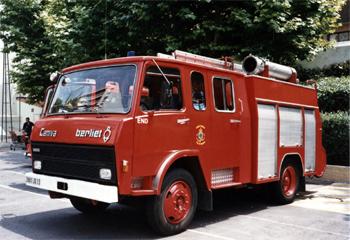 Fourgon-pompe tonne, Marins-pompiers de Marseille,  ()