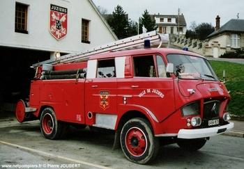<h2>Fourgon-pompe tonne - Juziers - Yvelines (78)</h2>