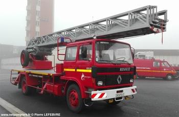 Echelle pivotante, Sapeurs-pompiers, Loir-et-Cher (41)