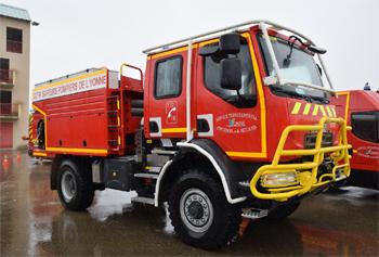 <h2>Camion-citerne pour feux de forêts - Joigny - Yonne (89)</h2>