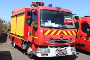 <h2>Véhicule de secours routier - La-Réunion (974)</h2>