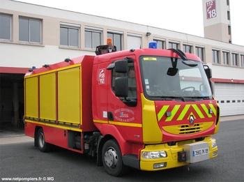 Véhicule de secours routier, Sapeurs-pompiers, Yonne (89)