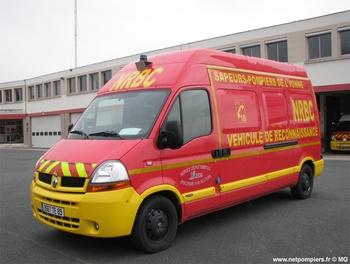 <h2>Véhicule pour interventions à risques technologiques - Sens - Yonne (89)</h2>
