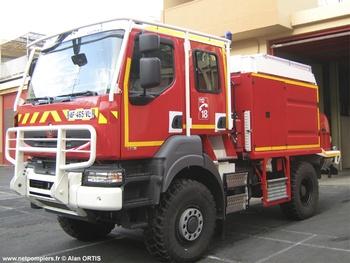 <h2>Camion-citerne pour feux de forêts - Béziers - Hérault (34)</h2>
