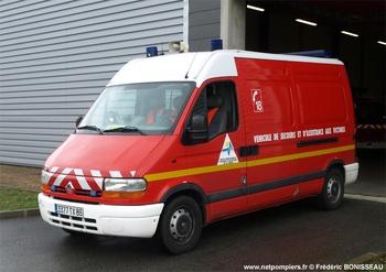 Véhicule de secours et d'assistance aux victimes, Sapeurs-pompiers, Vienne (86)