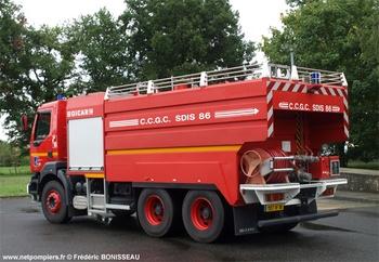<h2>Camion-citerne de grande capacité - Montmorillon - Vienne (86)</h2>