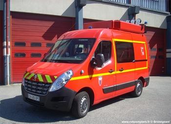 Véhicule de protection et de sécurité, Sapeurs-pompiers, Manche (50)