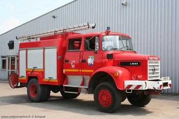 <h2>Fourgon-pompe tonne - Beausite - Meuse (55)</h2>