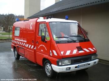 Véhicule de secours et d'assistance aux victimes, Sapeurs-pompiers, Nièvre (58)