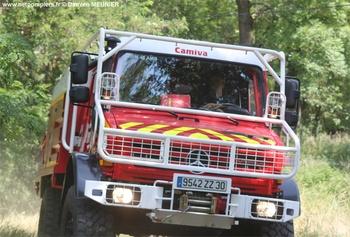 <h2>Camion-citerne pour feux de forêts - Saint-Ambroix - Gard (30)</h2>