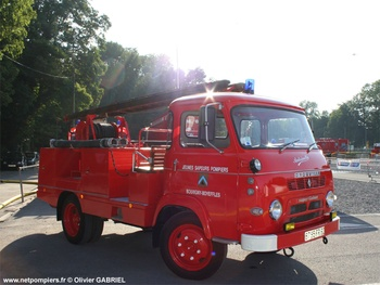 Véhicule de première intervention, Sapeurs-pompiers, Pas-de-Calais (62)