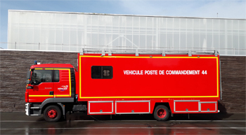 <h2>Véhicule poste de commandement - La Baule - Loire-Atlantique (44)</h2>