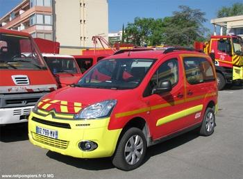 Véhicule de liaison, Sapeurs-pompiers, Var (83)