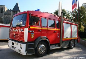 <h2>Fourgon-pompe tonne - Le Mans - Sarthe (72)</h2>