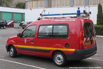 Véhicule pour interventions diverses, Sapeurs-pompiers, Essonne (91)