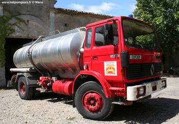 <h2>Camion-citerne de grande capacité - Capendu - Aude (11)</h2>