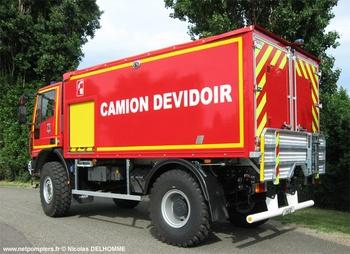 <h2>Dévidoir automobile - Besançon - Doubs (25)</h2>