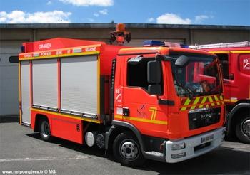 <h2>Véhicule de secours routier - Fontainebleau - Seine-et-Marne (77)</h2>