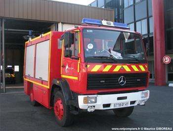 <h2>Véhicule de secours routier - Blois - Loir-et-Cher (41)</h2>