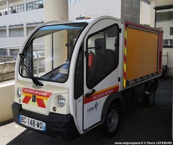 Véhicule de première intervention, Service de sécurité incendie, Indre-et-Loire (37)