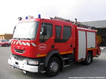 <h2>Fourgon-pompe tonne - Valence - Drôme (26)</h2>