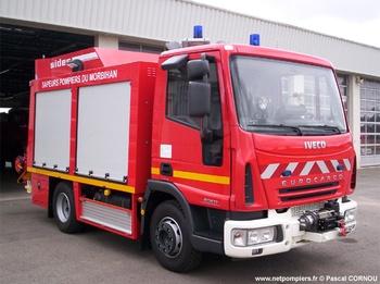 Véhicule de secours routier, Sapeurs-pompiers, Morbihan