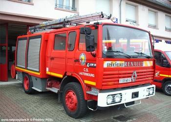 <h2>Fourgon-pompe tonne - Lauterbourg - Bas-Rhin (67)</h2>