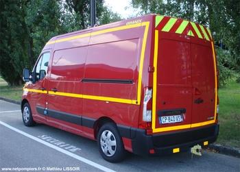 Véhicule de première intervention, Service de sécurité incendie, Rhône (69)