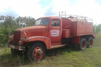 <h2>Camion-citerne pour feux de forêts - Charente-Maritime (17)</h2>