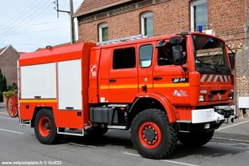 <h2>Fourgon-pompe tonne - Berck-sur-Mer - Pas-de-Calais (62)</h2>