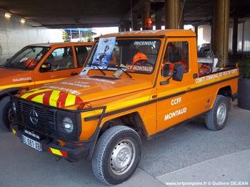 <h2>Camion-citerne pour feux de forêts léger - Montaud - Hérault (34)</h2>