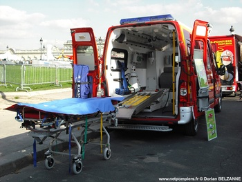 <h2>Véhicule de secours et d'assistance aux victimes - Haute-Marne (52)</h2>