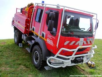 <h2>Camion-citerne pour feux de forêts - Epagny - Haute-Savoie (74)</h2>