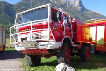 <h2>Camion-citerne pour feux de forêts - Faverges - Haute-Savoie (74)</h2>