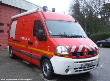 <h2>Véhicule pour interventions à risques technologiques - Cherbourg - Manche (50)</h2>