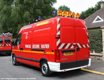 <h2>Véhicule de secours routier - Les Andelys - Eure (27)</h2>