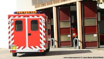 Véhicule de secours et d'assistance aux victimes, Sapeurs-pompiers, Gironde (33)