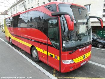 <h2>Véhicule de transport de personnel - Nogent-le-Rotrou - Eure-et-Loir (28)</h2>