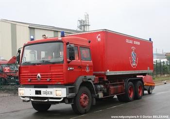 Véhicule porte-cellule, Sapeurs-pompiers, Yvelines (78)
