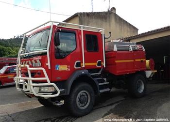<h2>Camion-citerne pour feux de forêts - Beaumont-de-Pertuis - Vaucluse (84)</h2>
