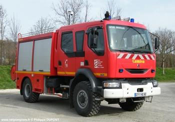 <h2>Fourgon-pompe tonne - Grisolles - Tarn-et-Garonne (82)</h2>