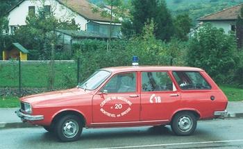 <h2>Véhicule de liaison - Montrevel-en-Bresse - Ain (01)</h2>
