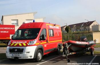 <h2>Véhicule de secours nautique - Compiègne - Oise (60)</h2>