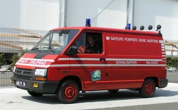 Véhicule de protection et de sécurité, Sapeurs-pompiers, Seine-Maritime (76)