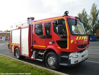<h2>Fourgon-pompe tonne secours routier - Côtes-d'Armor (22)</h2>