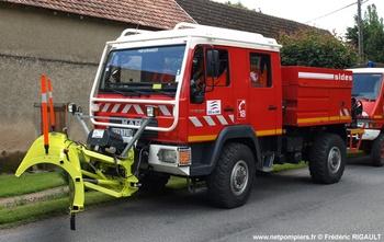 <h2>Camion-citerne pour feux de forêts - Préveranges - Cher (18)</h2>