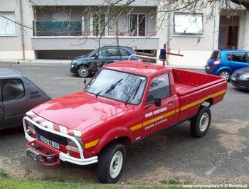 Véhicule pour interventions diverses, Sapeurs-pompiers, Lot-et-Garonne (47)