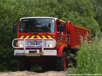 <h2>Camion-citerne pour feux de forêts - Bréhal - Manche (50)</h2>