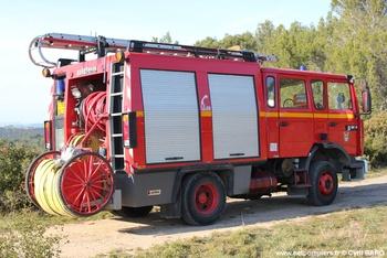 Fourgon-pompe tonne léger, Sapeurs-pompiers, Hérault (34)