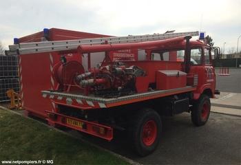 Véhicule de première intervention, Sapeurs-pompiers, Seine-et-Marne (77)